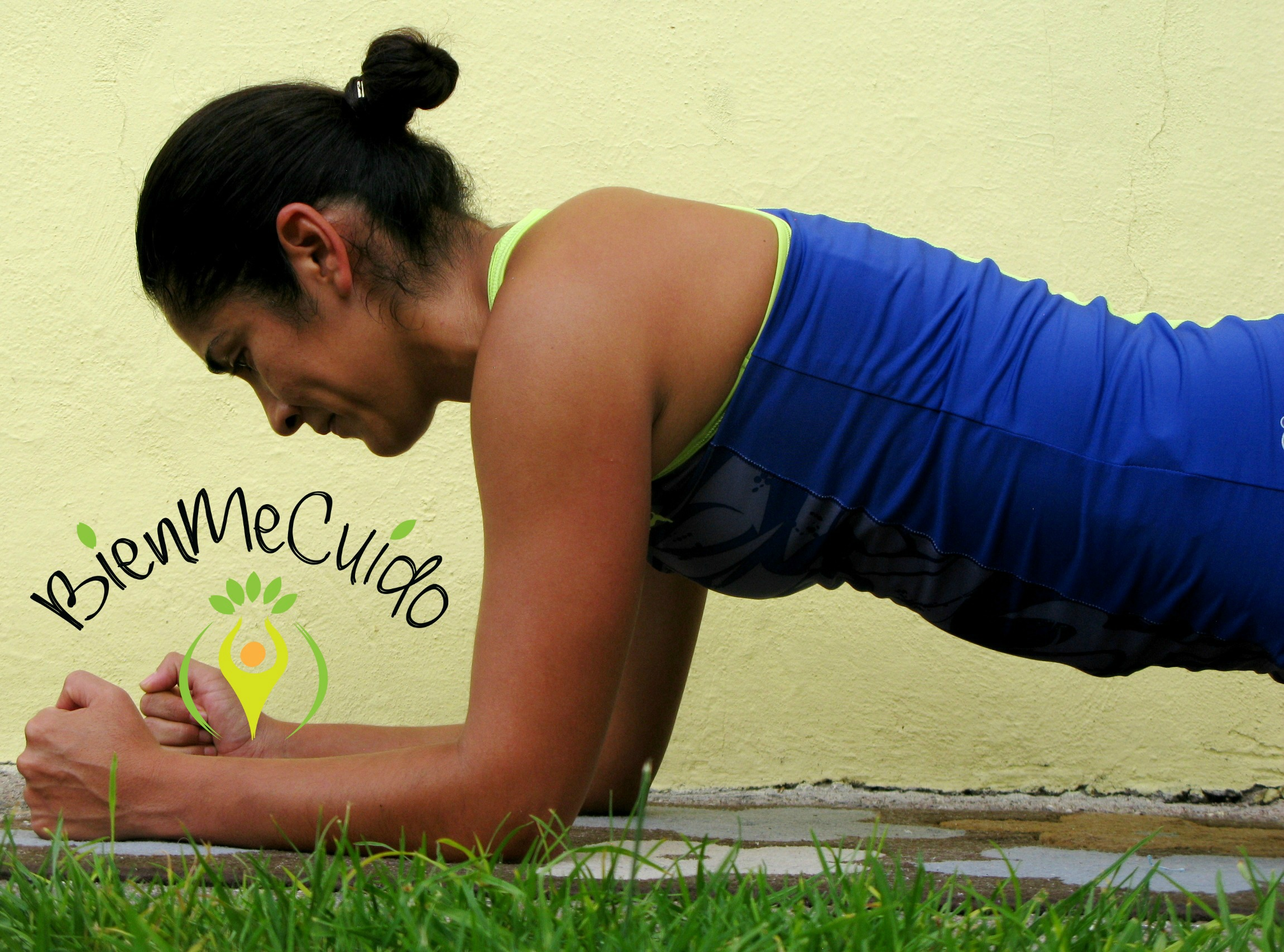 Anatomía de un plank - bienmecuido.com