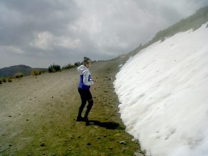 Correr en epoca de frío